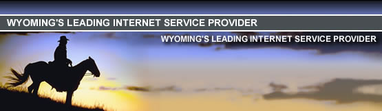 Wyoming's Leading Internet Provider